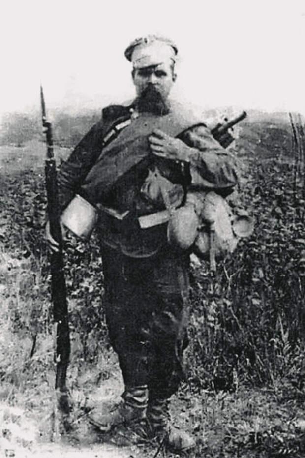 Василий Ершов в армии. / Фото: www.rg.ru