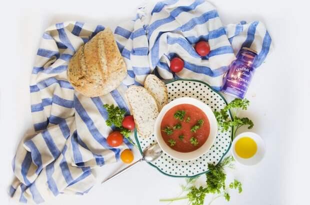 Питание в жару: секреты и рецепты