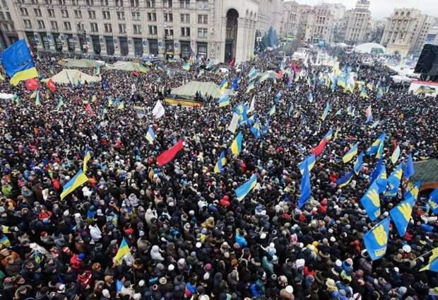 «Украинский майданный активист получил бы пулю в США»: на Украине осудили «двойные стандарты» Америки