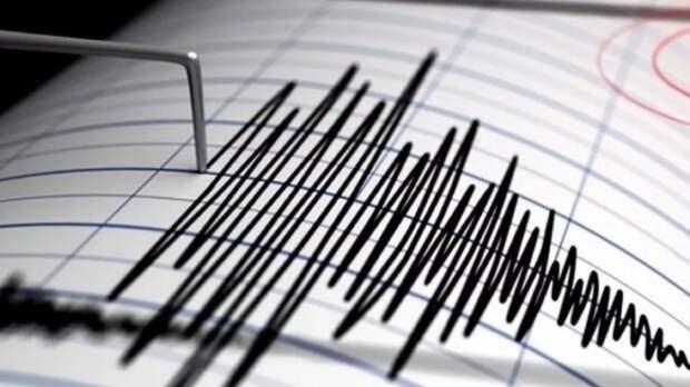 Мощное землетрясение произошло на юго-востоке Грузии