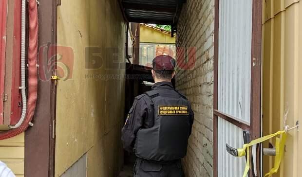 ВБелгороде вместе снезаконной постройкой демонтируют недострой