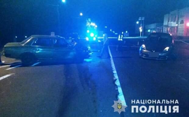 В ДТП в Волынской области пострадали четыре человека