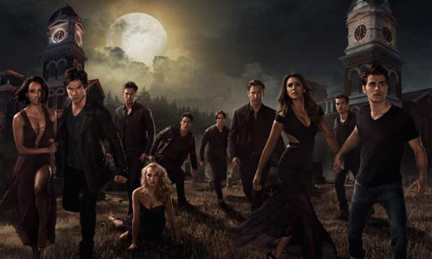 """""""Дневники вампира"""": 10 романов в сериале, которые никто не ожидал увидеть"""