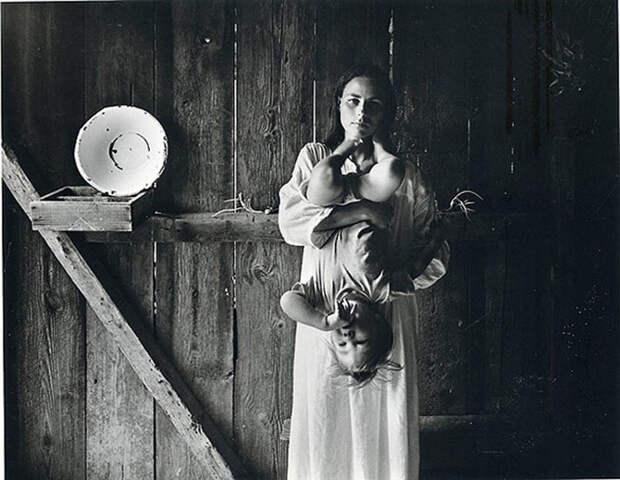 Чудесные черно-белые снимки от мастеров фотографии