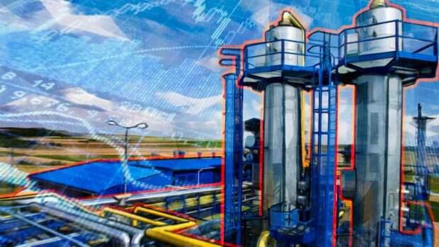 Европа забирает свой газ из ПХГ Украины