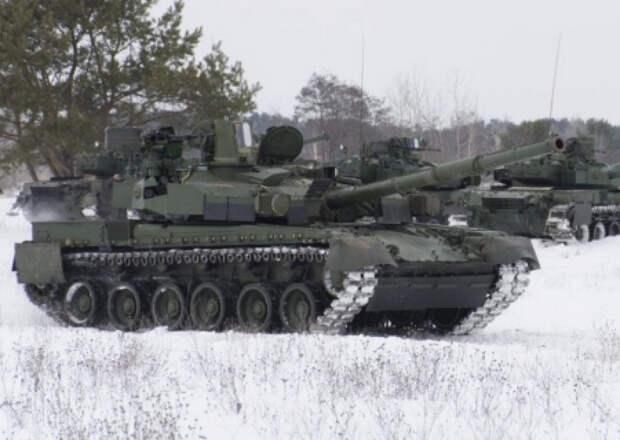 Последний выдох Харьковского танкового завода