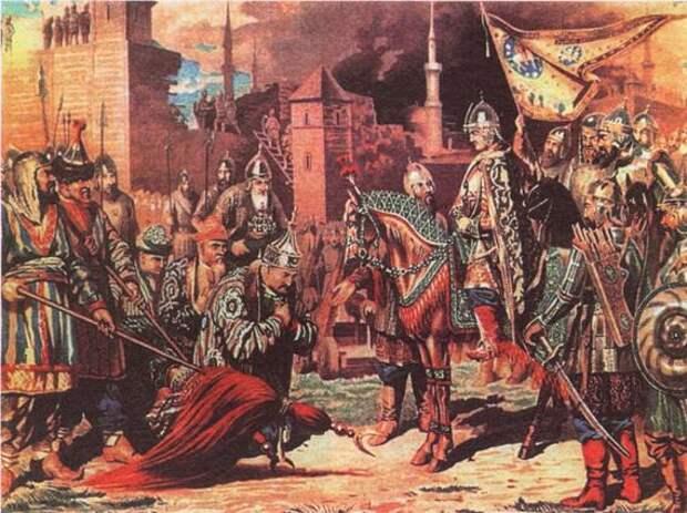Традиции придворной жизни астраханских ханов <br>