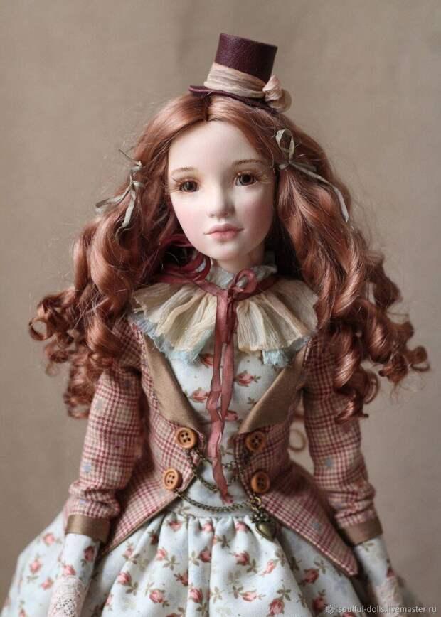 Куколки от Ольги Гречко