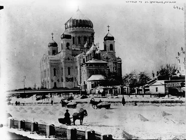 Редкие исторические фотографии Москвы ПастВью, Старые фотографии Москвы, москва, ретро, старые фотографии, фото