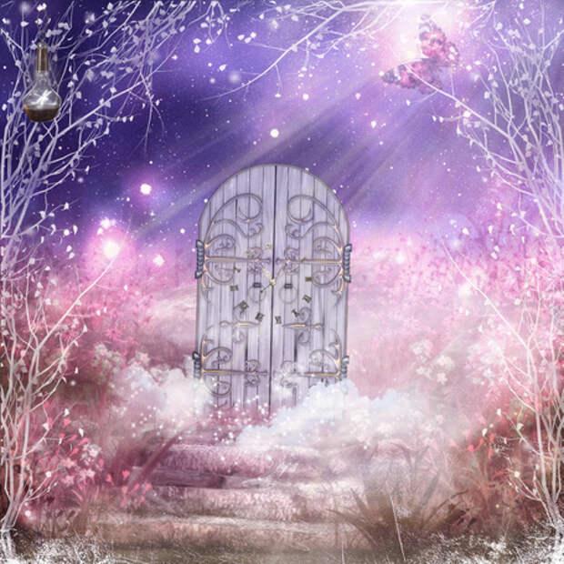 Сонеты Росса №198 (Дверь)
