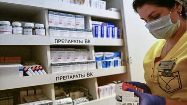 В Петербурге рассказали о работе по обеспечению лекарствами пациентов с COVID-19
