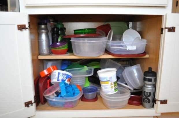 14 способов избавиться от хлама из пластика