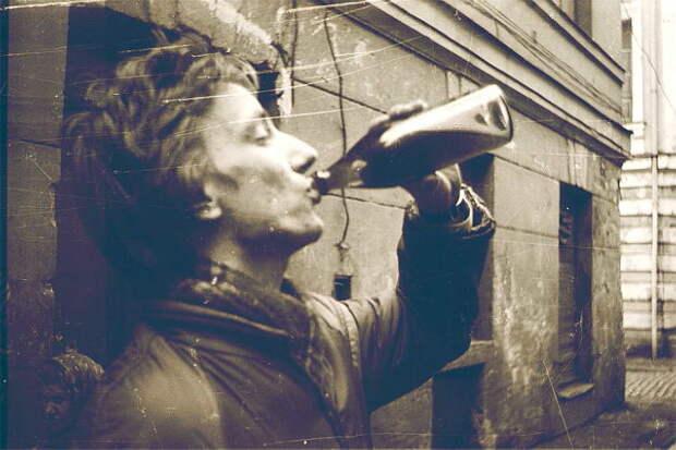 Фото из пиплбуков советских хиппи