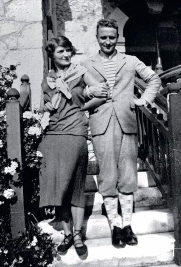 Фрэнсис Скотт Фицджеральд и Зельда Сейр. / Фото: www.interesnoznat.com