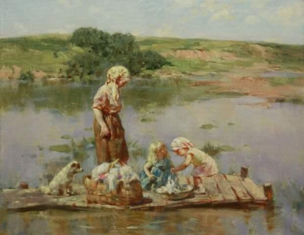 художник Николай Козленко картины – 27