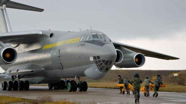 Военный эксперт рассказал о новых версиях крушения Ил-76 в Луганске в 2014 году