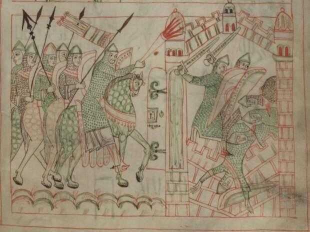 «Страшная тайна» русских мечей и типология Оукшотта в миниатюрах