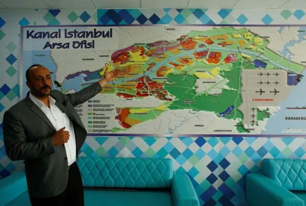 Канал Стамбул и большие надежды
