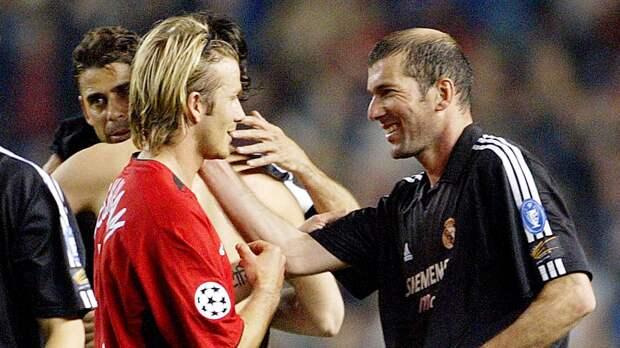 «Мама, веришьли тымне? Ясмотрю этот футбол». 17 лет эпохальному матчу «МЮ» и«Реала» вЛиге чемпионов