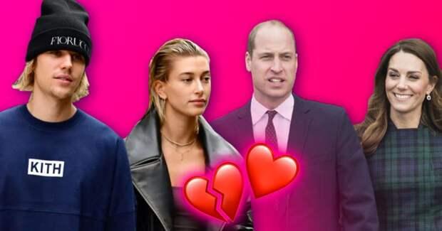 8 пар знаменитостей, которые расставались, но снова сходились