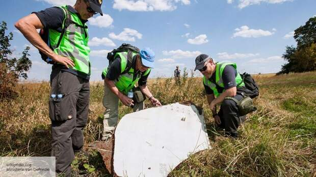 Антипов раскрыл роль «секретного» судьи в деле MH17