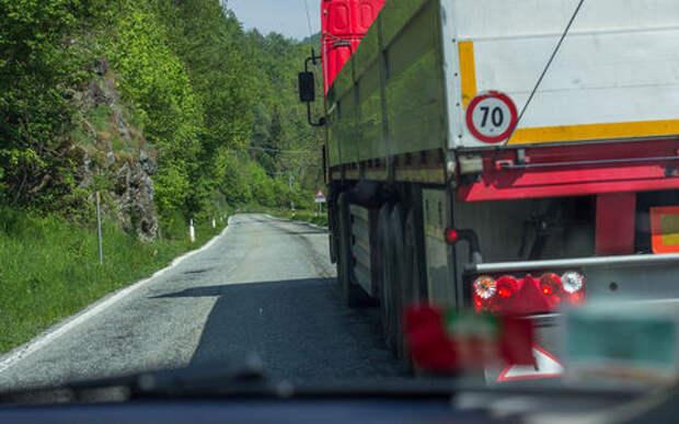 Школа опытных водителей –  обгон на тот свет