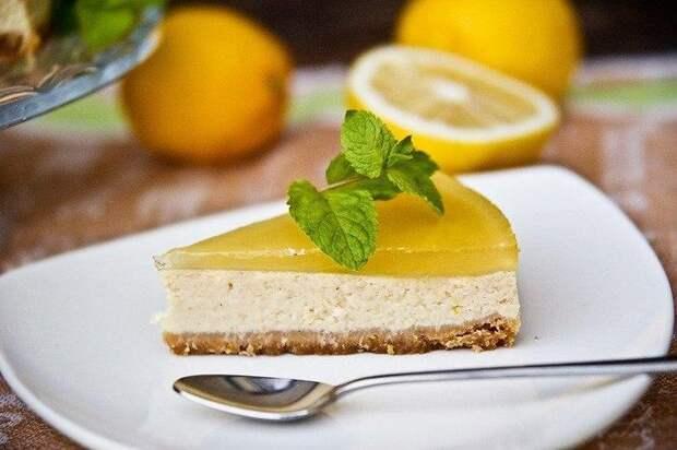 Творожный лимонник. Нежное лакомство для сытного завтрака 2