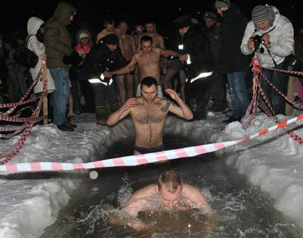 Олимпиада и русский человек