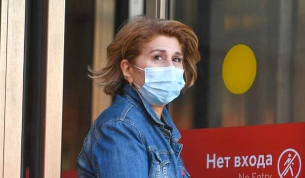 В Москве ужесточат контроль за ношением масок и перчаток