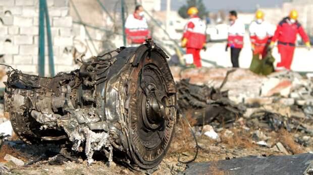 Иран признал, что сбил украинский Boeing