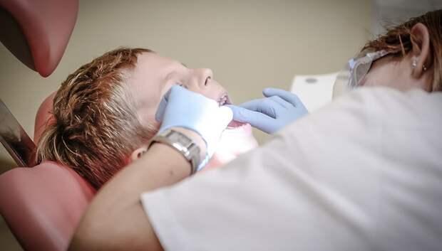 Подмосковные врачи посоветовали водить детей к стоматологу с раннего возраста