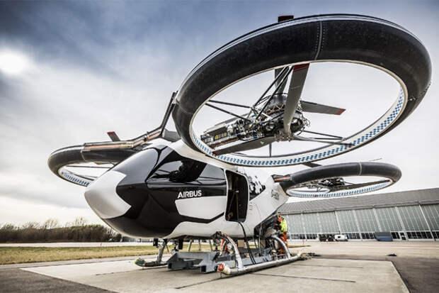 Airbus аэротакси