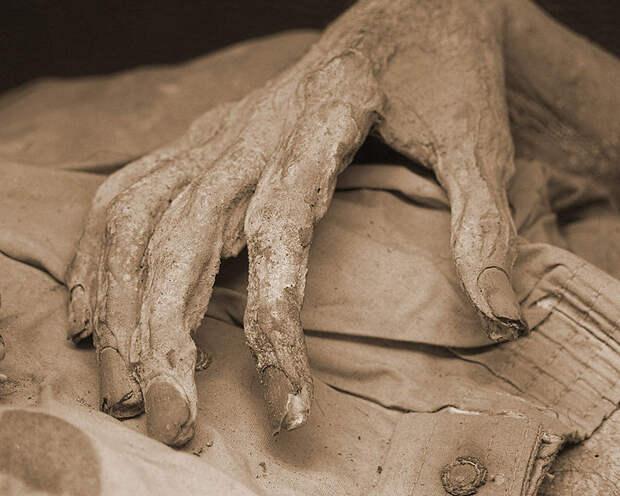 Газовики обнаружили в одной из квартир Ижевска мумию