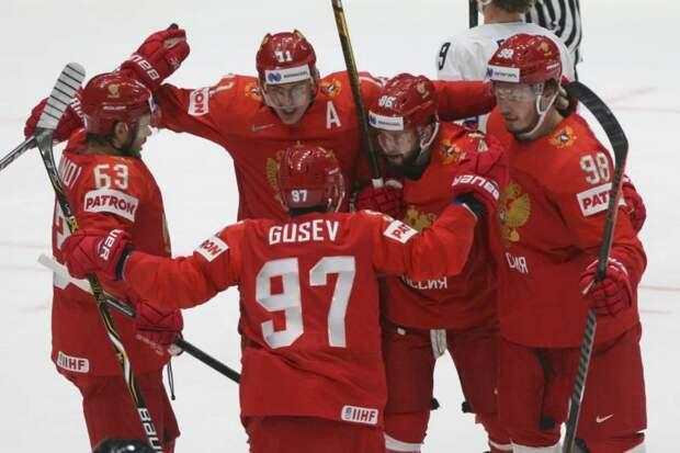 Хоккейная Россия: 9 мая – не всегда День Победы