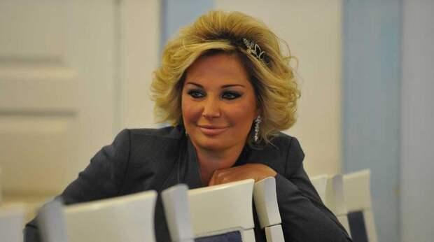 """""""С головой не в порядке"""": Максакова отреагировала на слова Садальского об их свадьбе"""