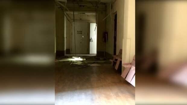 Новости среды вРостове орухнувшем потолке идоходах судей