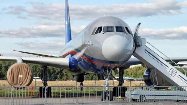 Ту-214ОН («Открытое небо») — самолёт авиационного наблюдения, созданный специально для выполнения полётов в рамках Договора по открытому небу над территориями стран-участниц договора