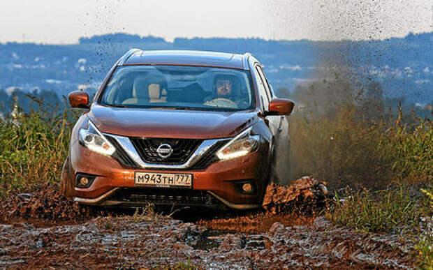 Nissan Murano: что скрыто за яркой внешностью?
