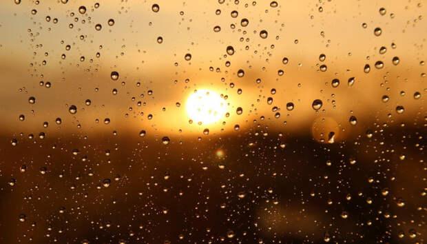 На 9 мая прогнозируют солнце, дождь и мокрый снег