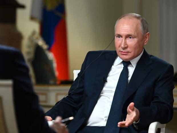 «Обманули дурачка на четыре кулачка»: Путин вспомнил об обещании НАТО не расширяться на восток