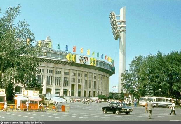 Москва 80-х. Ностальгия по былому
