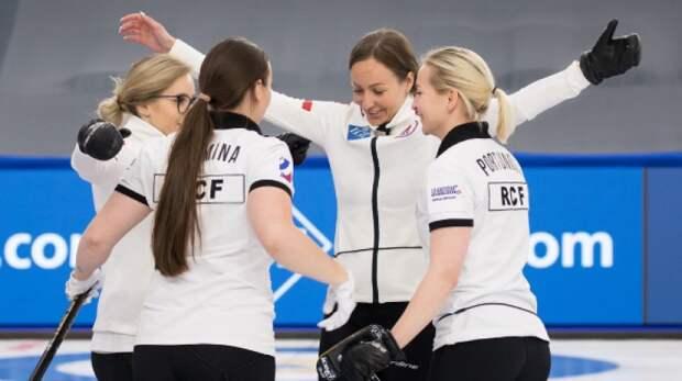 Керлингистки из России выиграли серебро чемпионата мира