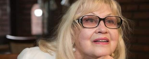 Заслуженная артистка России Нина Шацкая умерла на 82-м году жизни