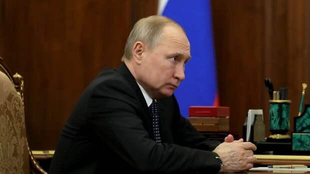 Путин публично разнес чиновников: к людям нужно относиться уважительно и с пониманием