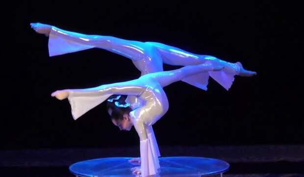 Гимнастки из Тверской области взяли Гран-при на Всероссийском цирковом фестивале