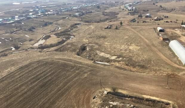 Чиновник пролетел над Татарстаном и нашел сотни нарушений