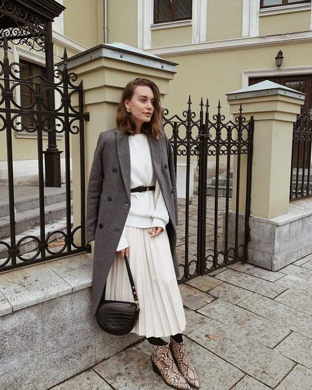 Осенняя классика: лучшие идеи и советы как составить элегантный и стильный образ