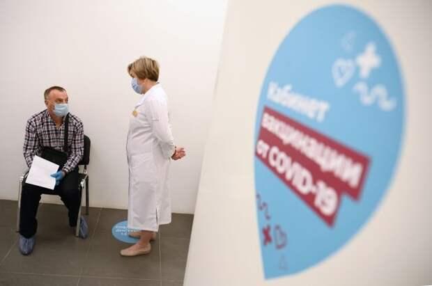 В Оперштабе призвали москвичей вакцинироваться на выходных