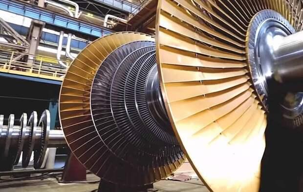 Лучше американской и не хуже немецкой: турбина ГТД-110М готова пойти в серию