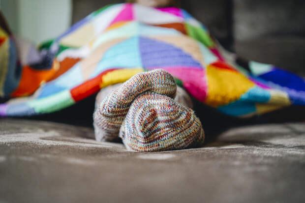 Холодные ноги оказались признаком серьёзных болезней